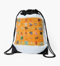 DISPLAY 1 Drawstring Bag