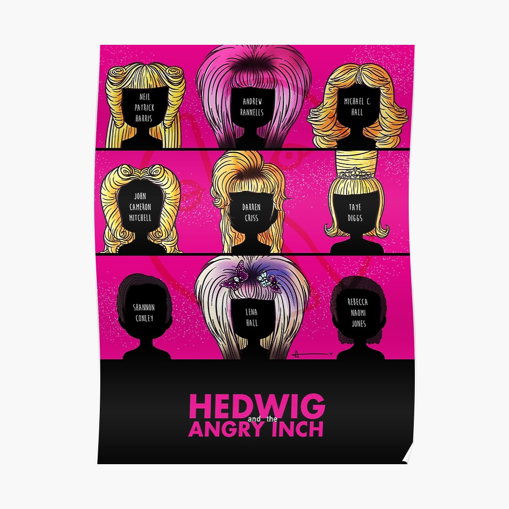 Hedwigs Poster