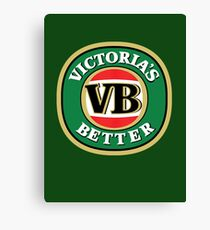 Victoria's Better - Updated Version (better quality) Canvas Print