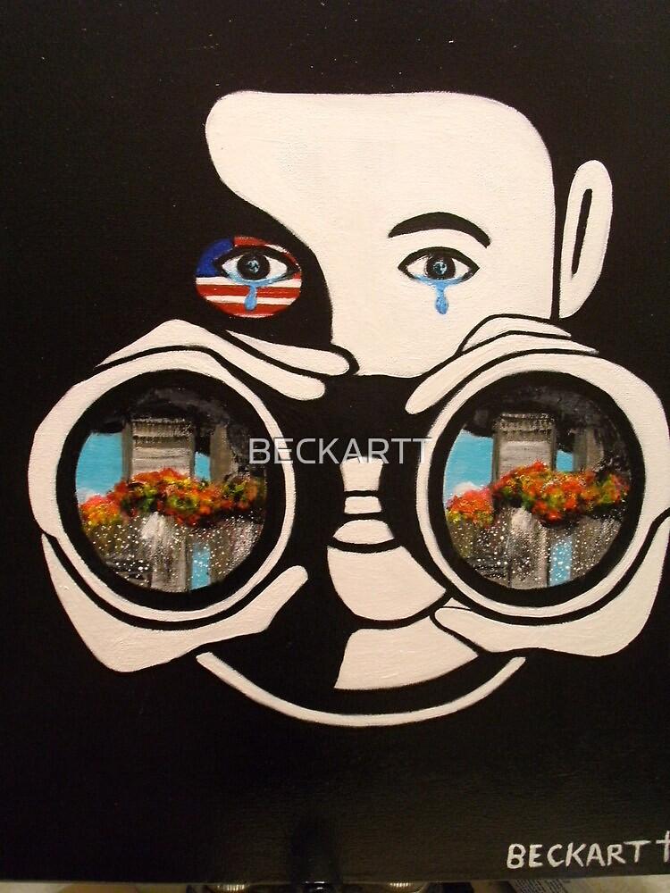 silent spectator by BECKARTT