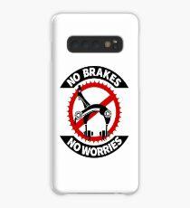 No Brakes No Worries Case/Skin for Samsung Galaxy