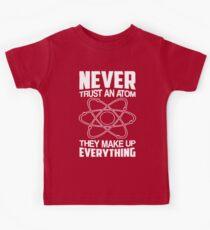 Humor Chemistry Science Kids Tee