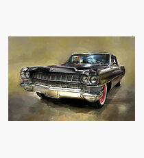 1964 Cadillac Photographic Print