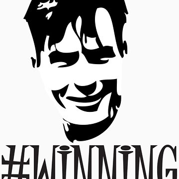Charlie Sheen is Winning (Sticker) by rtofirefly