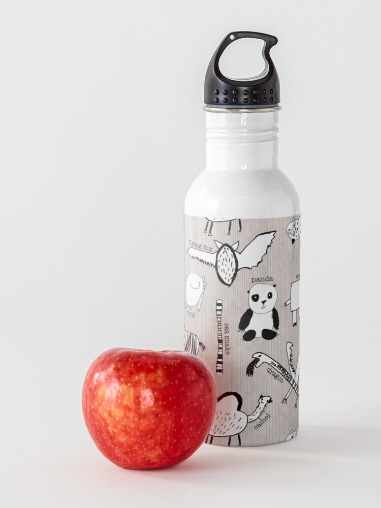 Alternate view of Baby Zoo  Water Bottle