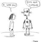 robotic love by Loui  Jover