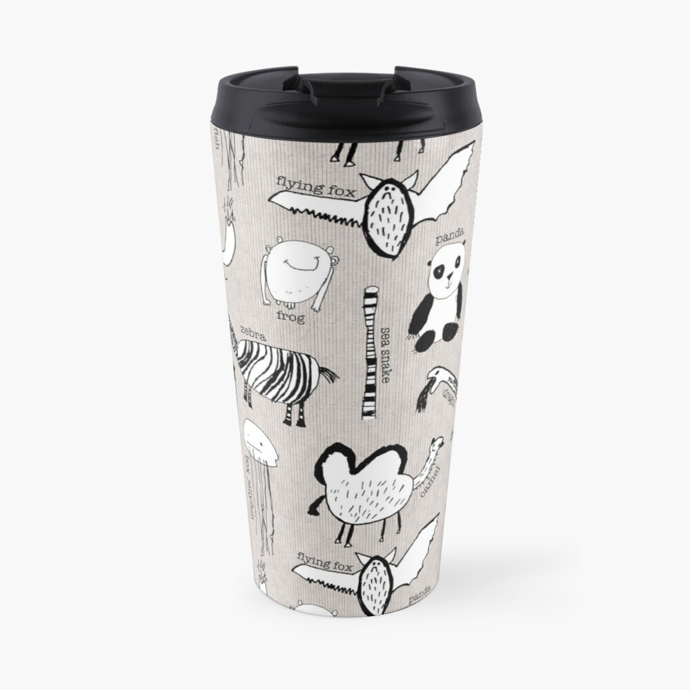 Baby Zoo  Travel Mug
