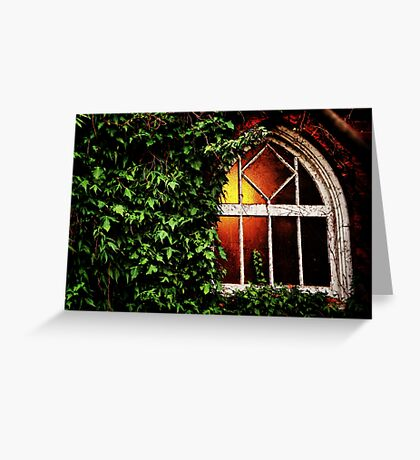 Welcome Light Greeting Card