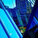 SOUTH WHARF REFLECTIONS by JOE CALLERI