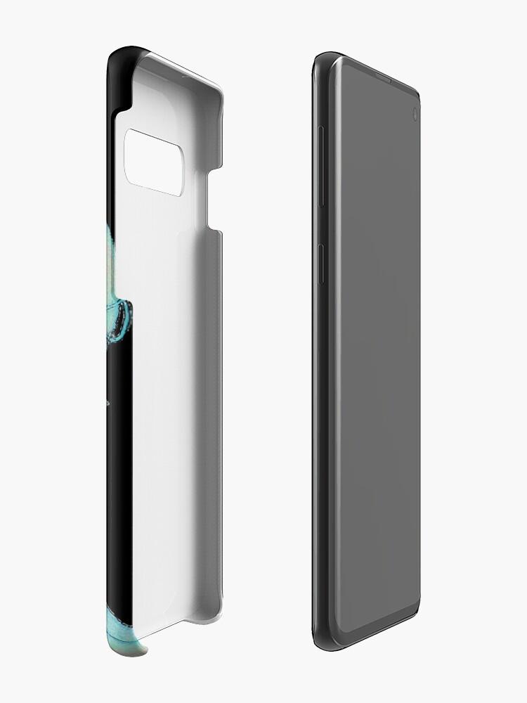 Alternate view of Bald & Beautiful Mermaid Case & Skin for Samsung Galaxy