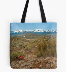 Sierras Tote Bag