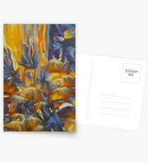 Calming waterfall Postcards