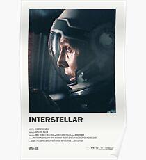 interstellar movie -  Poster