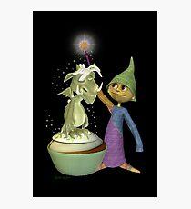 Trainee Wizard Photographic Print