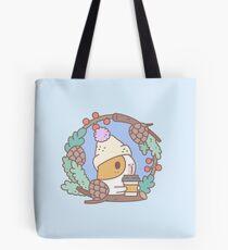 Bubu the Guinea pig, Fall Coffee  Tote Bag