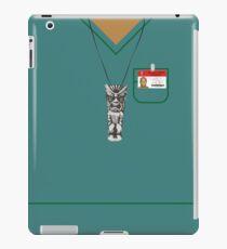 Turk iPad Case/Skin