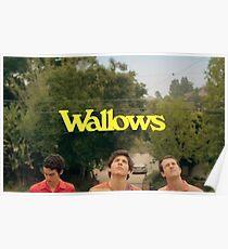 njengengek wallows -  Poster