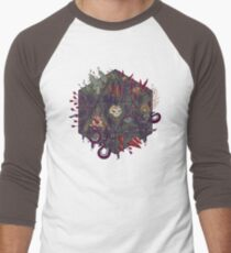 Die of Death Baseball ¾ Sleeve T-Shirt