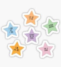 Mental Health Awards Sticker