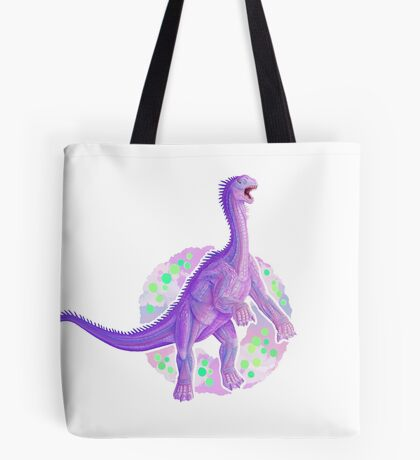 Isanosaurus (without text)  Tote Bag