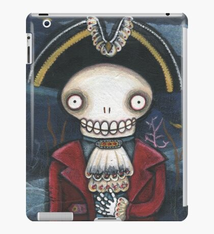 Davy Jones iPad Case/Skin