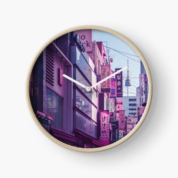 Seoul - Anime World Clock