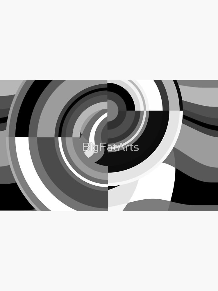 Geometric Revolution 9 by BigFatArts