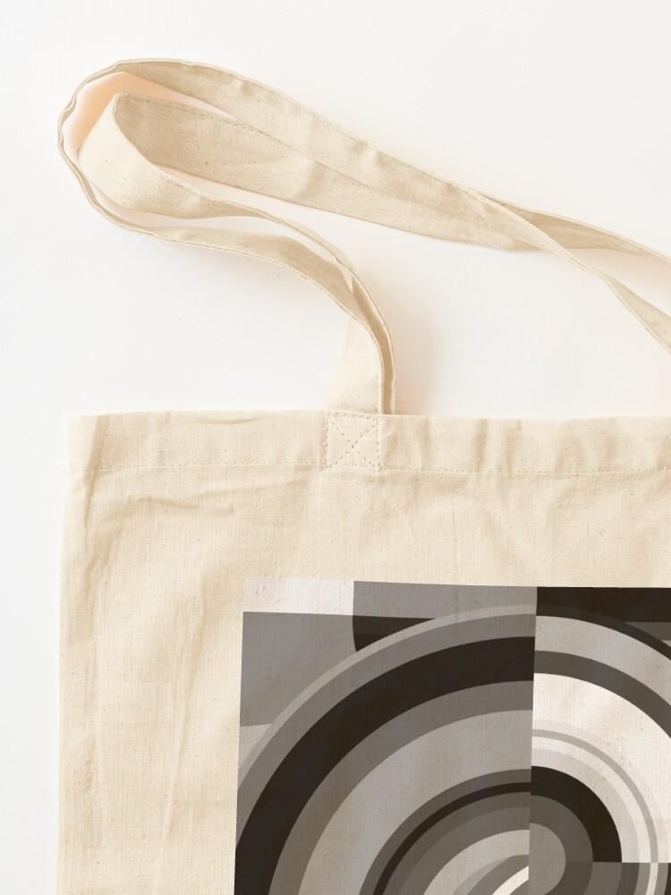 Alternate view of Geometric Revolution 9 Tote Bag