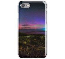 Pea Soup Aurora - Port Fairy, VIC iPhone Case/Skin