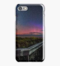 Pea Soup Aurora Panorama iPhone Case/Skin