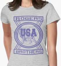 usa california hoodie by rogers bros co T-Shirt