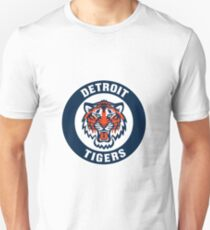 detroit tigers logo 5 T-Shirt