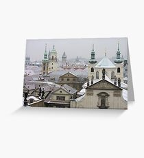 Church of the Holy Saviour Greeting Card