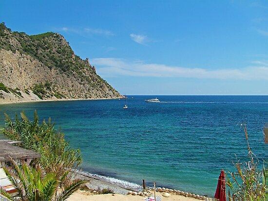 Ibiza Blue by Tom Gomez