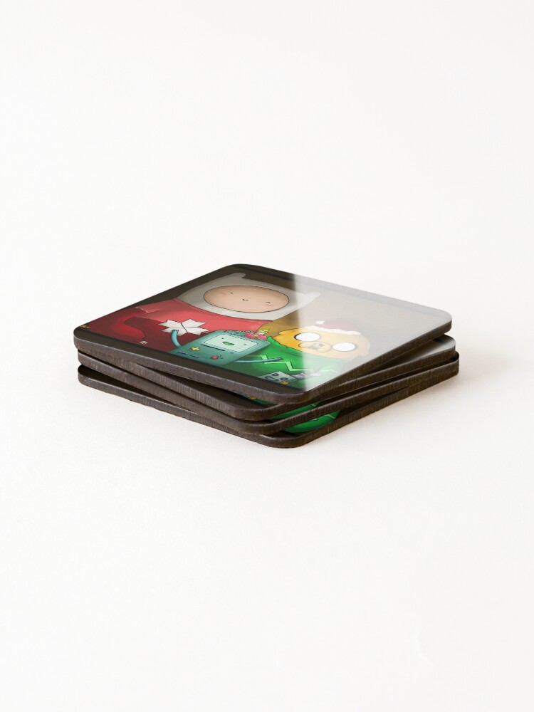 Alternate view of Merry Christmas Coasters (Set of 4)