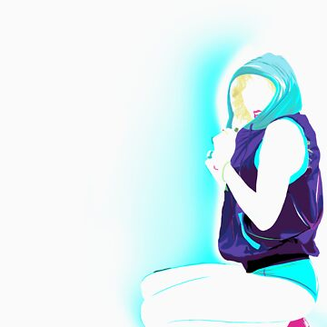 Neon Scene by AnthonyRoss