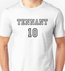 Doctor Who - Tennant 10 Unisex T-Shirt