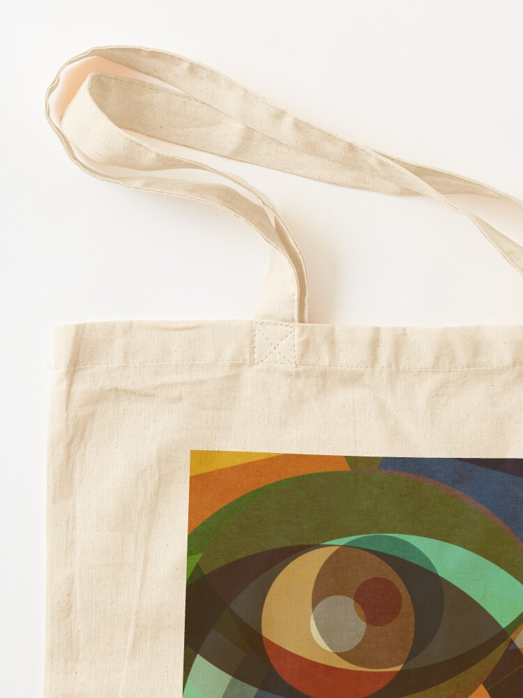 Alternate view of Space Shapes THREE Tote Bag