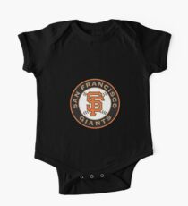 san francisco giants logo Kids Clothes
