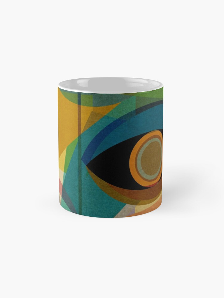 Alternate view of Space Shapes TWO Mug