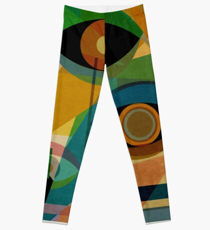 Space Shapes TWO Leggings
