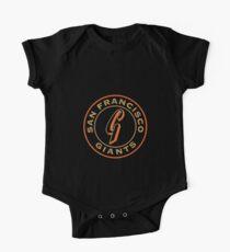 san francisco giants logo 1 Kids Clothes