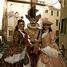 Carnevale di Venezia III by Louise Fahy