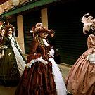 Carnevale di Venezia IV by Louise Fahy