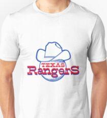texas rangers logo 1 T-Shirt