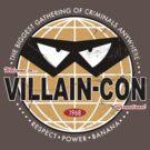 Villain Con by Matt Sinor