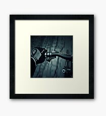 m o j o  Framed Print