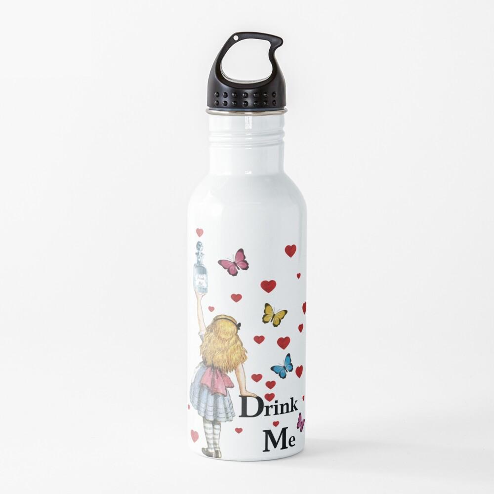 Alice In Wonderland - Drink Me Water Bottle