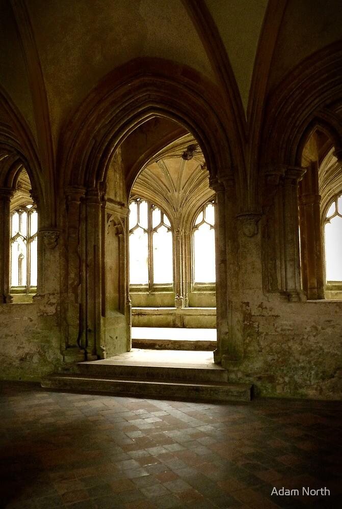 Lacock Abbey - Wiltshire by Adam North