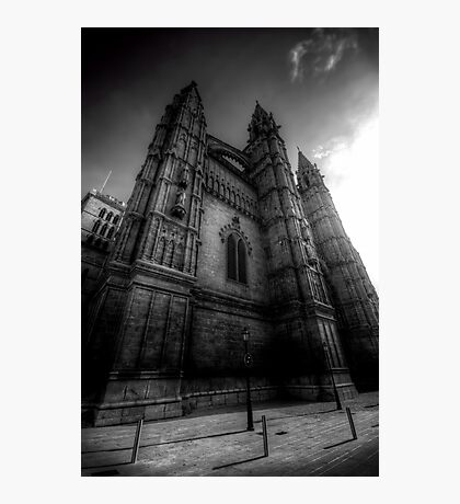 Cathedral of Santa Maria of Palma II Photographic Print